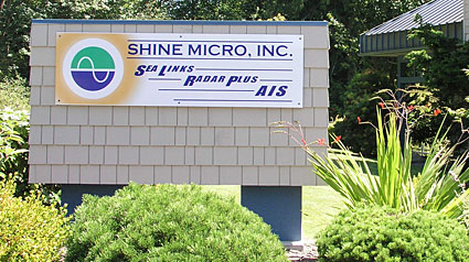 Shine Micro offices in Port Ludlow, WA