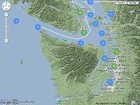Google Vessel Finder