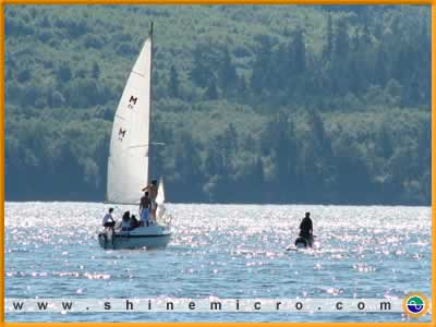 Leisure Sailing, photo credit S. Bennett